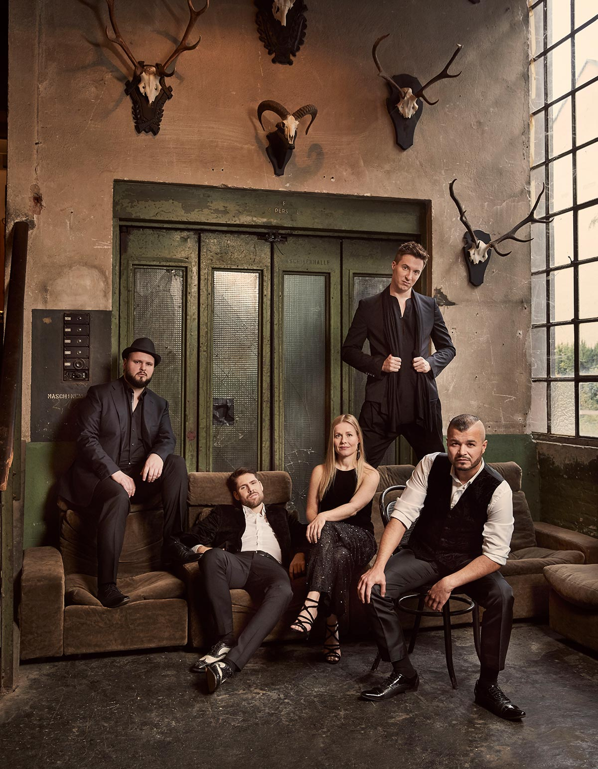 Spark | The Classical Band | Biografie