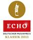 Spark ECHO KLASSIK Auszeichnung 2011